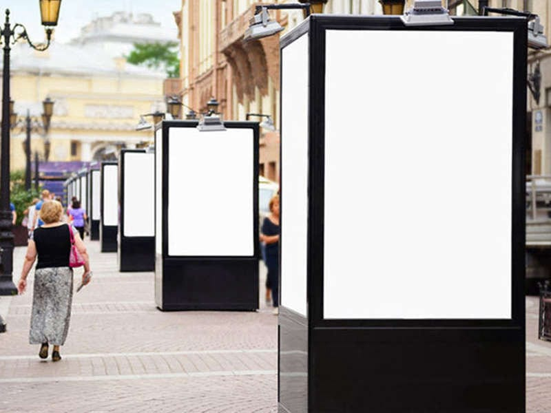 Acrylic Diffuser Billboard
