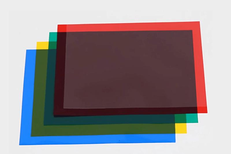 Plexiglass Film