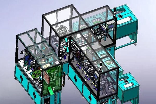 Machine Guards made of plexiglass sheet
