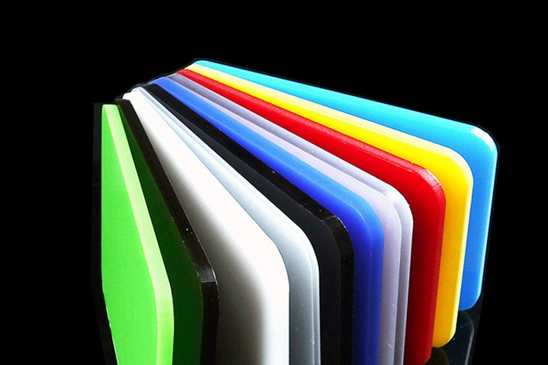 Colored Plexiglass Sheet