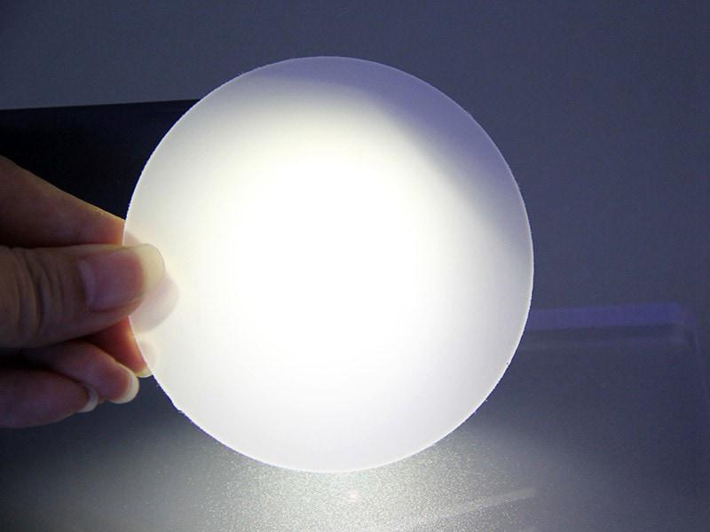 Plexiglass LED Diffuser