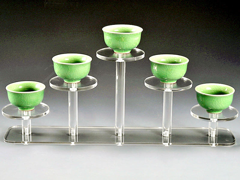 Display Stand by acrylic rod